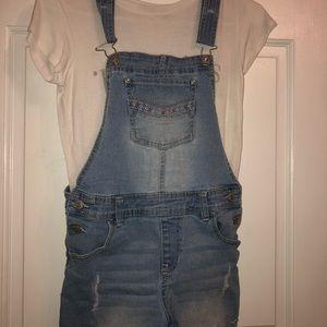 JORDACHE Girl overalls